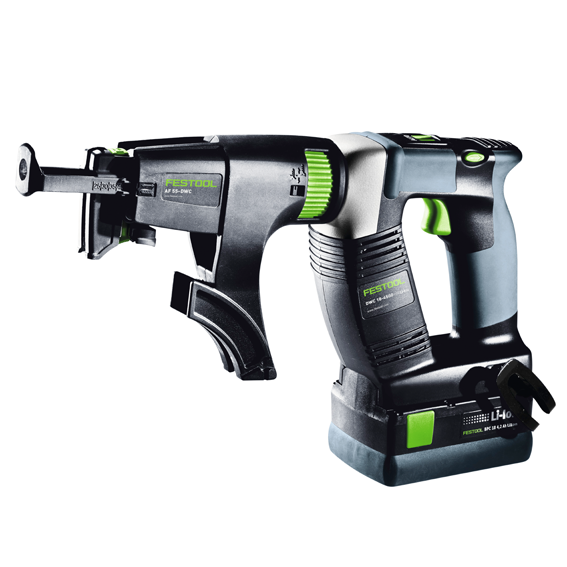 FESTOOL  201675 DWC 18-4500 CORDLESS DRYWALL GUN BASIC