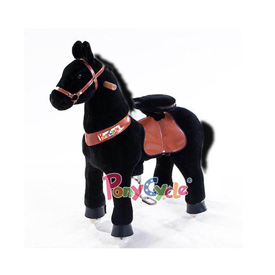 PonyCycle - Medium Solid Black
