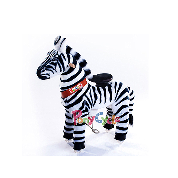 PonyCycle - Medium Zebra