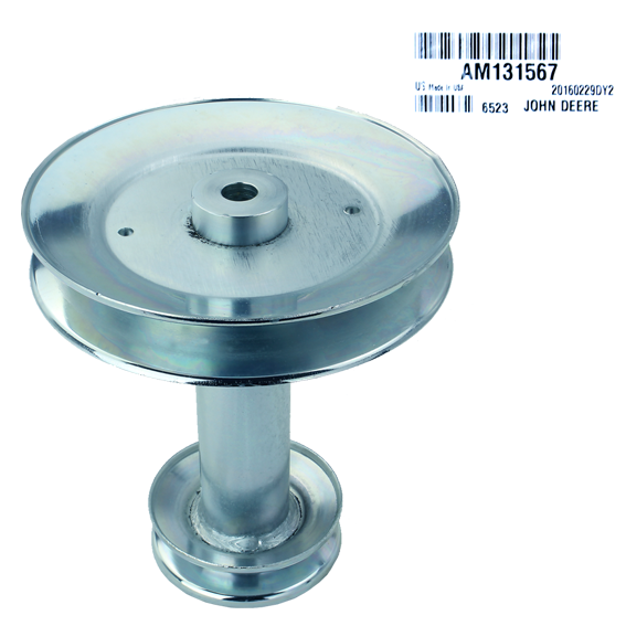 John Deere #AM131567 Pulley