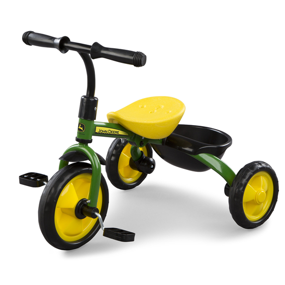 Ertl John Deere Steel Tricycle