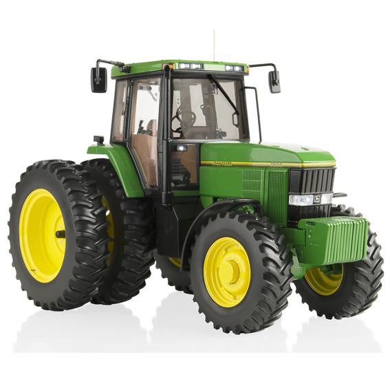 Ertl Precision Elite Series John Deere 1:16 Scale Model 7800 Tractor