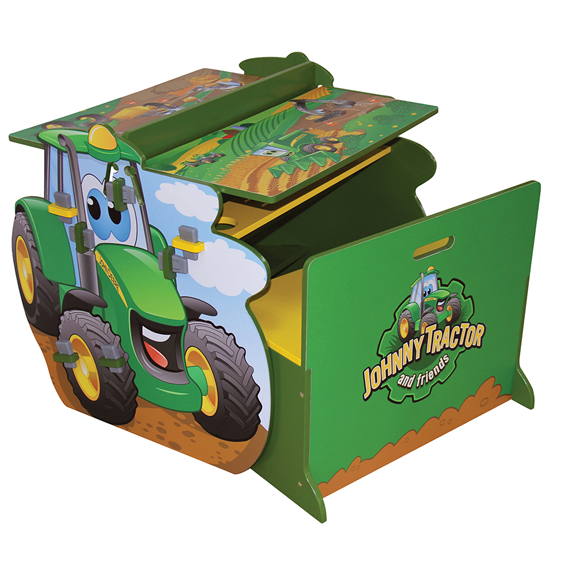 Ertl John Deere Johnny Tractor Activity Table