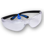 FastCap Catseye Safety Mag Glasses - 2.0 Diopter