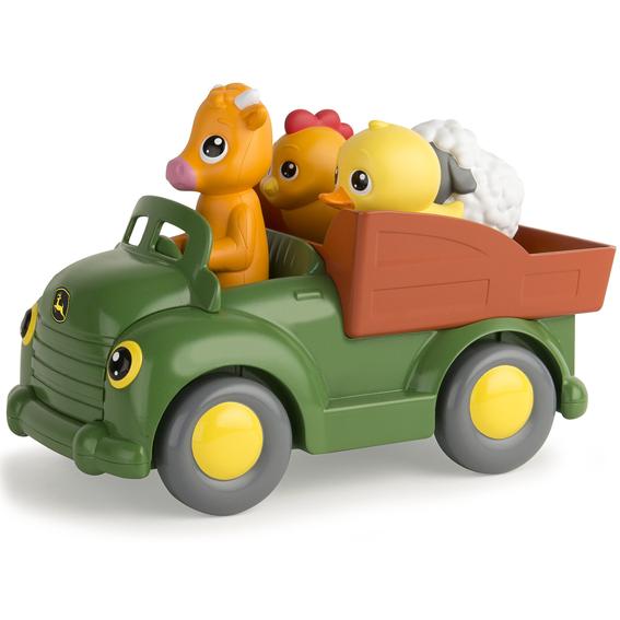 Ertl John Deere Learn 'n Pop Farmyard Friends