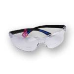 FastCap Catseye Safety Mag Glasses - 2.5 Diopter