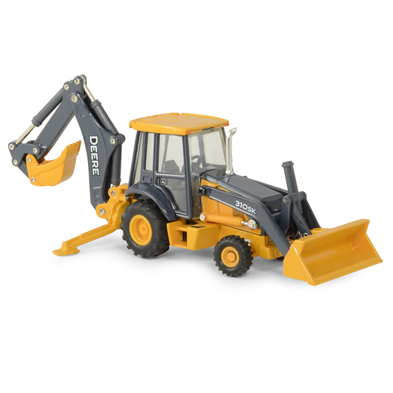 Ertl John Deere 1:50 Scale Model 310SK Backhoe Loader