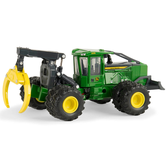 Ertl Prestige Series John Deere 1:50 Scale Model 948L Grapple Skidder
