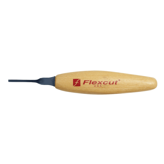Flexcut #MT23 1.5mm Micro Shallow U-Gouge