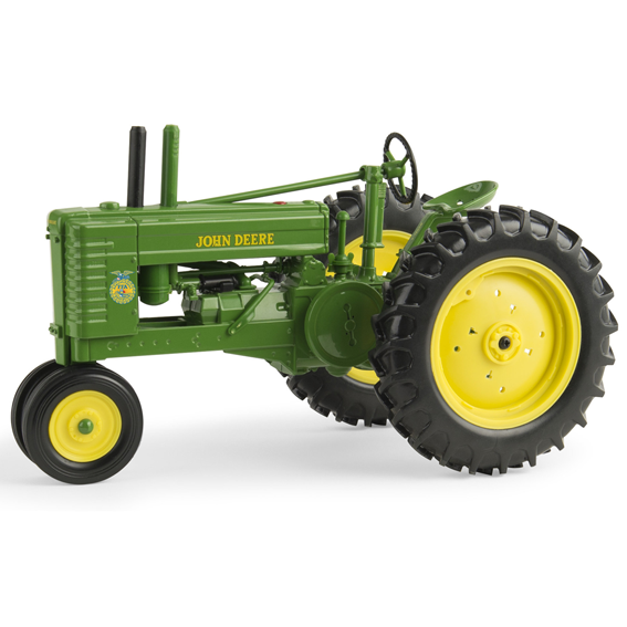 Ertl John Deere 1:16 Scale Model A Tractor With FFA Logo