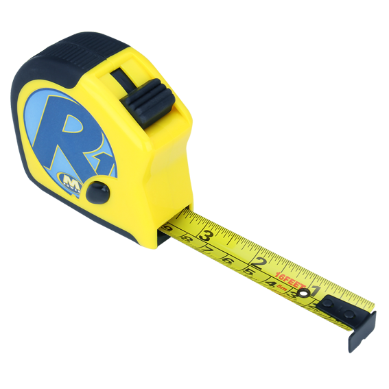 M-Power R1 Tape Measure - 16 Ft. / 5M