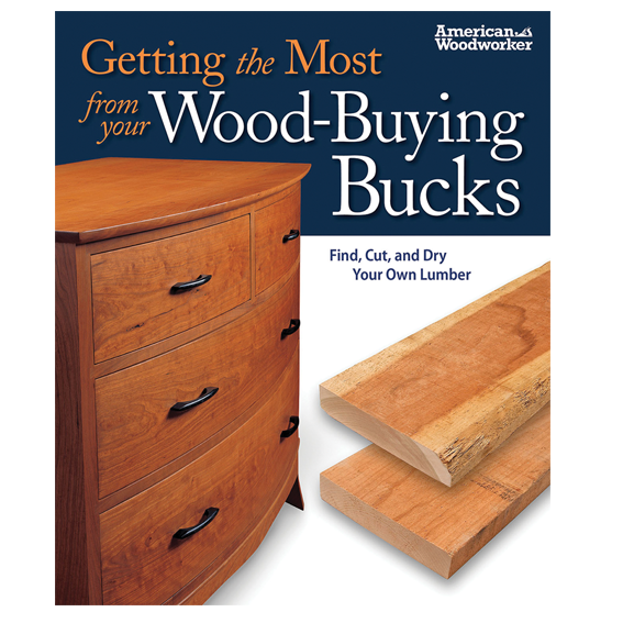 GETTING THE MOST FROM YOUR WOOD-BUYING BUCKS BOOK