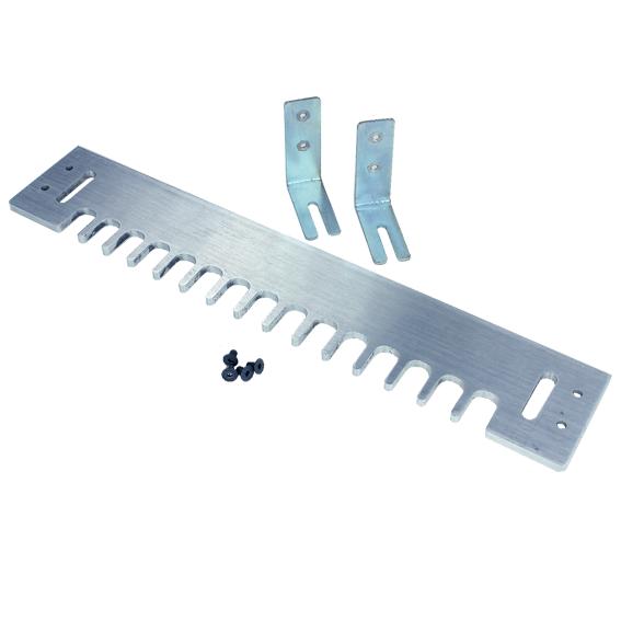 Hart Design GFK1200 Half-Blind Dovetail Template - 1/2