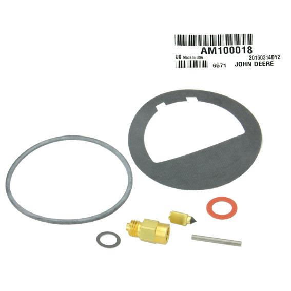 John Deere #AM100018 Carburetor Repair Kit