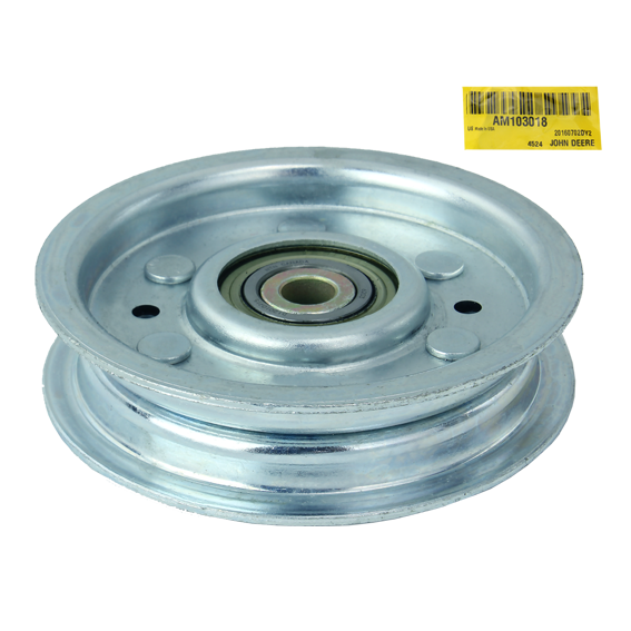 John Deere #AM103018 Idler Pulley