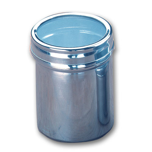 STAINLESS STEEL STORAGE CANISTER - LARGE