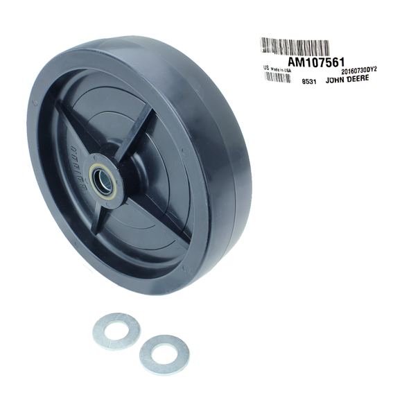 John Deere #AM107561 Gage Wheel