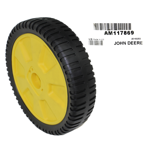 John Deere #AM117869 Tire & Wheel Assembly