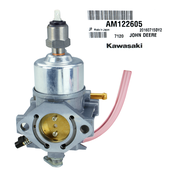 John Deere #AM122605 Carburetor
