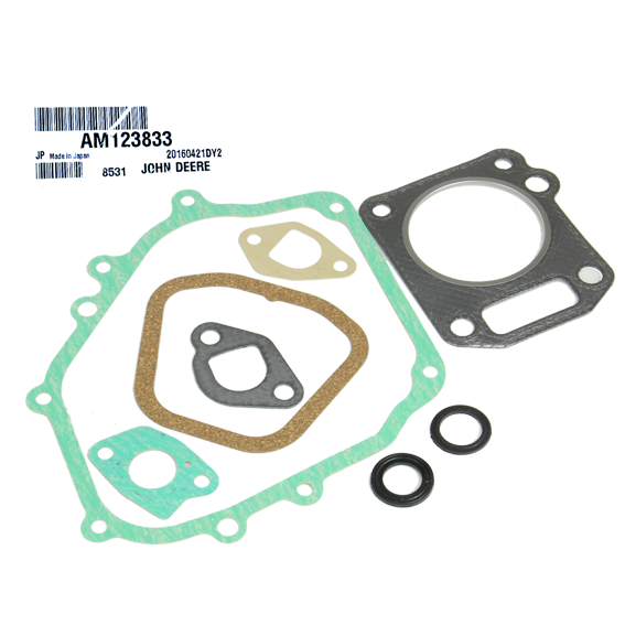 John Deere #AM123833 Engine Gasket Kit