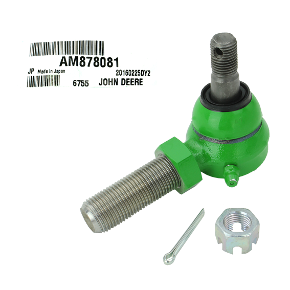 John Deere #AM878081 Right Hand Tie Rod Ball Joint