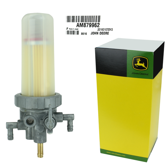 John Deere #AM879962 Fuel Filter