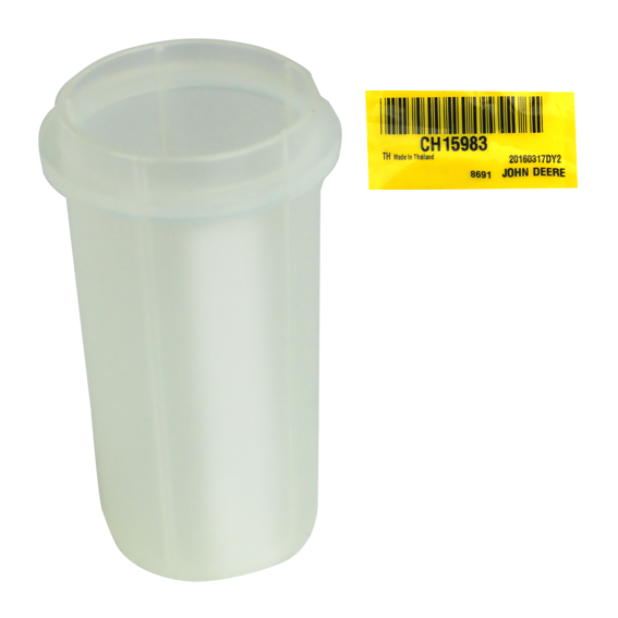John Deere #CH15983 Fuel Filter Cover