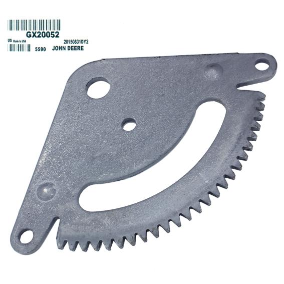 John Deere #GX20052 Steering Sector Gear