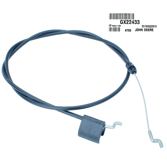 John Deere #GX22433 Zone Control Cable