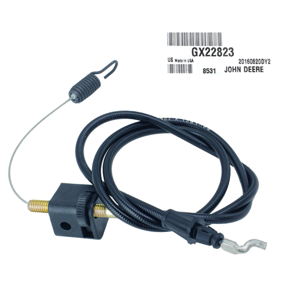 John Deere #GX22823 Drive Control Cable