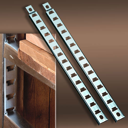 24 IINCH LUMBER RACK BARS - PR