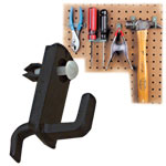 Talon Heavy Elbow Pegboard Hooks - 6 Pk.