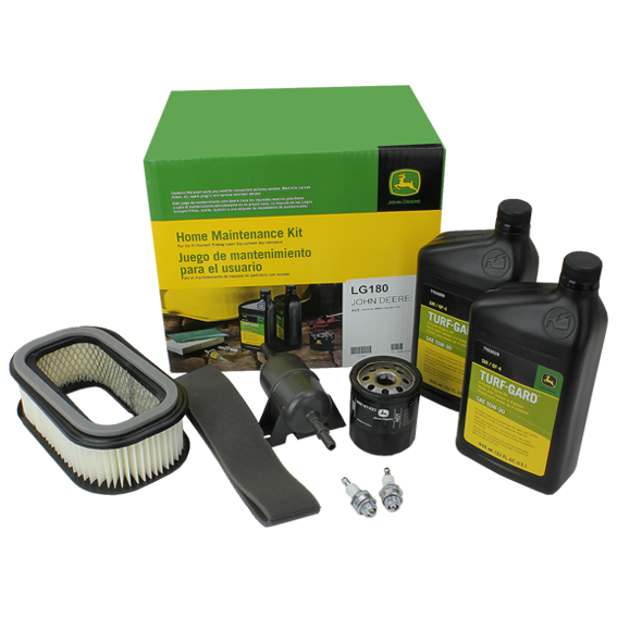 JOHN DEERE #LG180 HOME MAINTENANCE KIT FOR MODEL 445