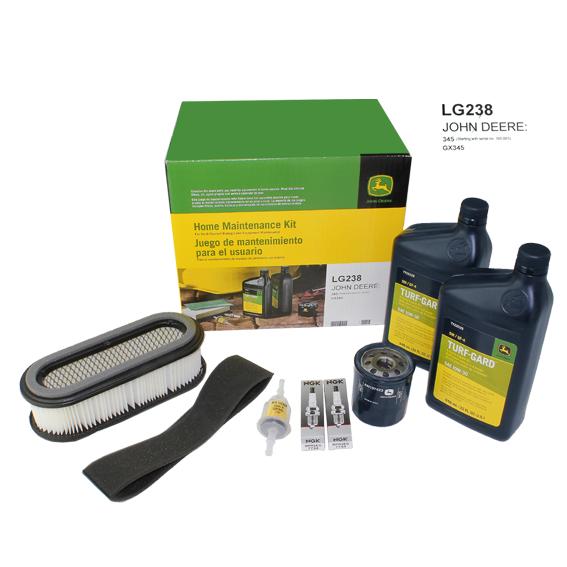 John Deere Filter Kit LG238