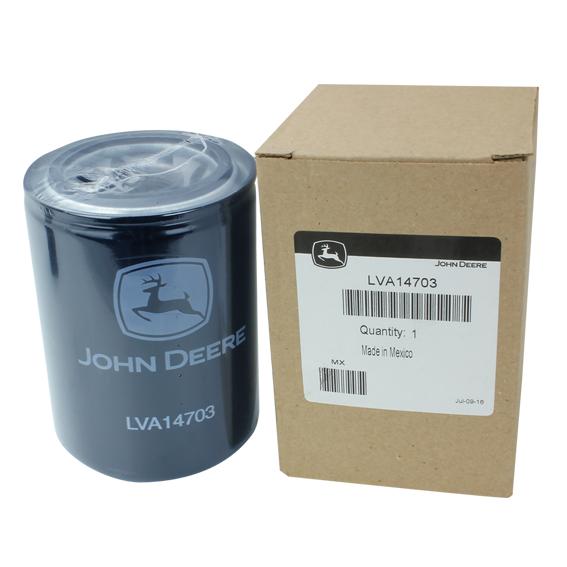 JOHN DEERE #LVA14703 HYDRAULIC OIL FILTER