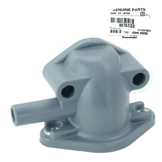 John Deere #M76133 Air Intake Stack