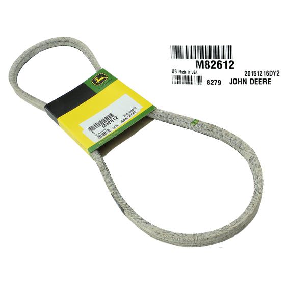 John Deere Belts - John Deere #M82612 V-Belt