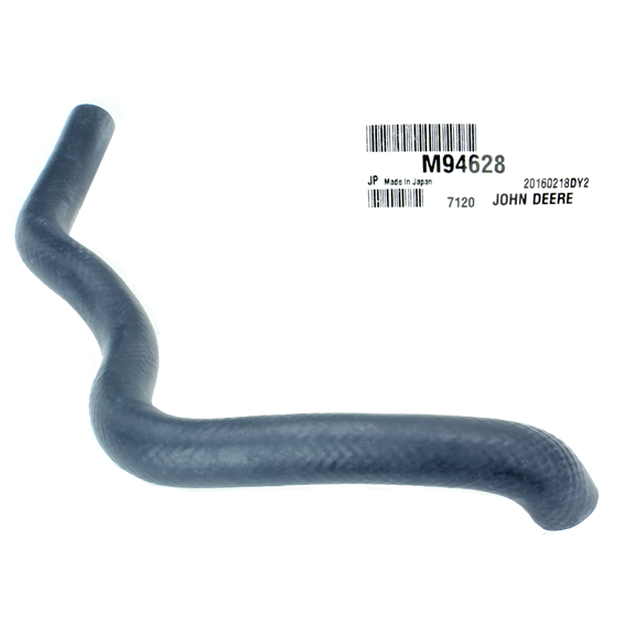 John Deere #M94628 Radiator Hose