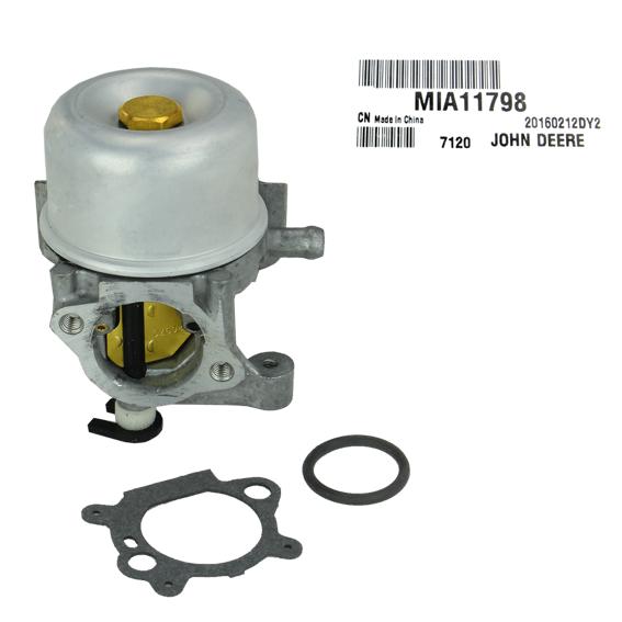 John Deere #MIA11798 Carburetor