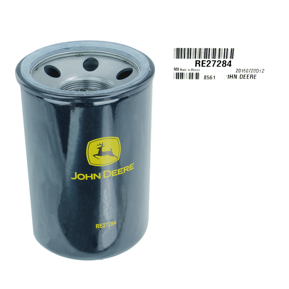 John Deere #RE27284 Hydraulic Oil Filter