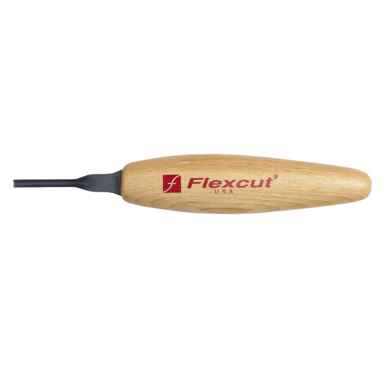 Flexcut #MT28 2mm Micro Deep U-Gouge
