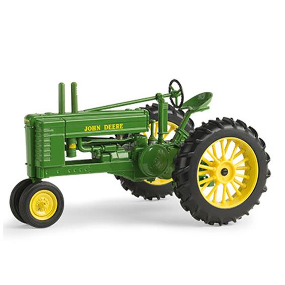 Ertl John Deere 1:16 Scale Model B Tractor