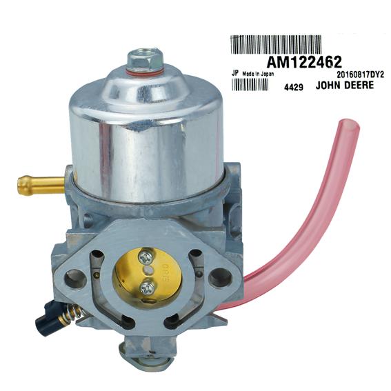 John Deere #AM122462 Carburetor