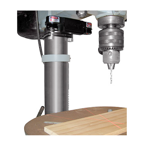 WIXEY #WL133 DRILL PRESS LASER - IN USE 2