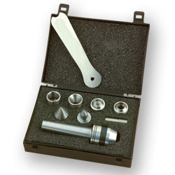 Sorby #DRCK/2 Deluxe Hollow Revolving Center Kit - #2MT