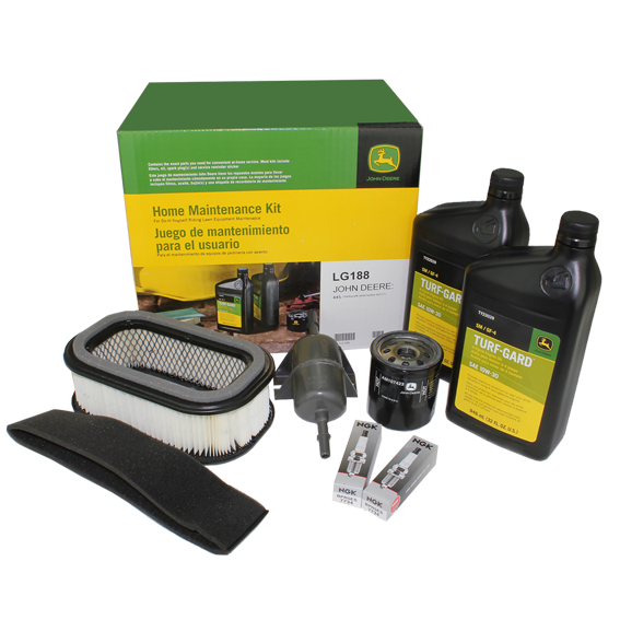 JOHN DEERE #LG188 HOME MAINTENANCE KIT FOR MODEL 445 TRACTORS