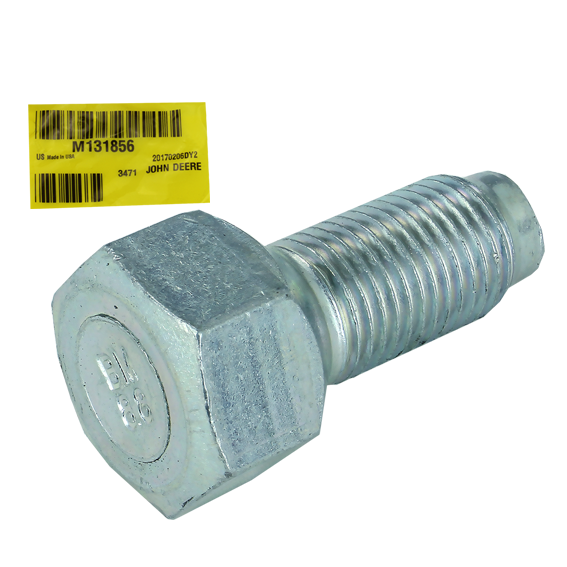 John Deere #M131856 Wheel Bolt