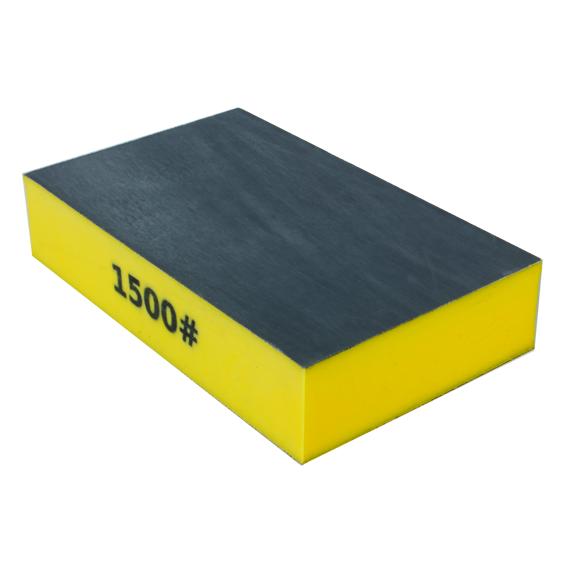 Norton SandWet Sponge Abrasive - 1500 Grit