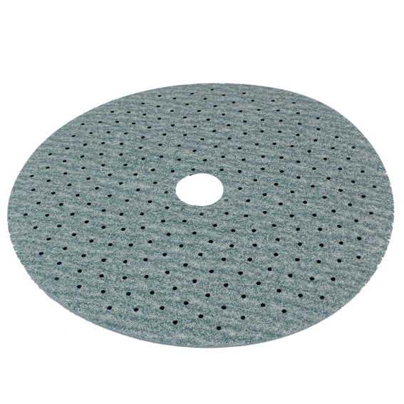 Norton 5 P150 Grit ProSand Multi-Air Cyclonic Abrasive Discs, 50 ct