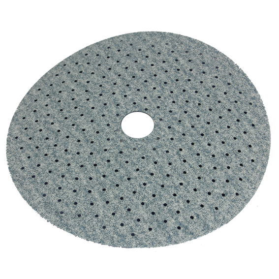 Norton 5 P120 Grit ProSand Multi-Air Cyclonic Abrasive Discs, 50 ct
